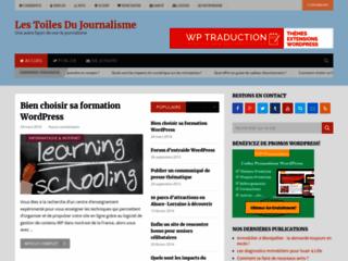 Blog journalistique