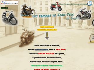 LES TRESORS DE JEAN-YVES