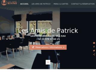 Restaurant gastronomique Les Amis de Patrick