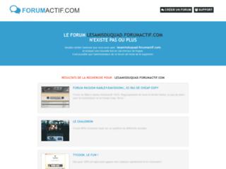 Lesamisduquad.forumactif.com