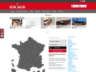 Les Annonces CHR site de petite annonce pour les professionel Café, Hôtel, Restaurants