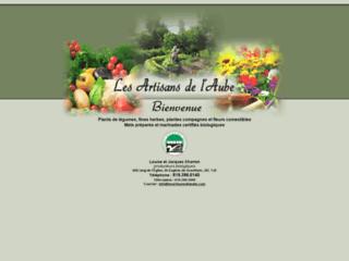 Détails : Plants de légumes et fines herbes - Mets préparés végétariens.