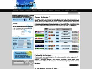 Détails : Le guide comparatif des banques en ligne