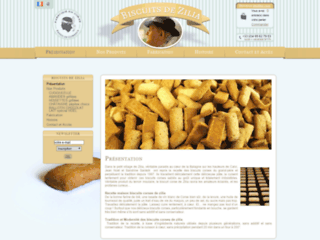 Les Biscuits de Zilia