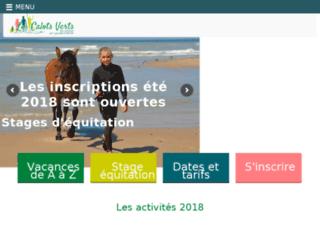 Détails : Centre de colonie de vacances au départ de paris