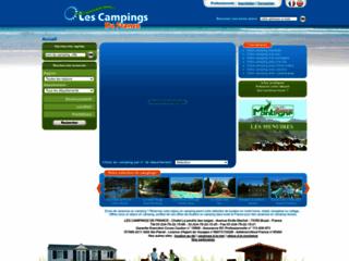 Détails : Le guide du camping en France