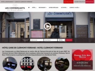 Hôtel Clermont-Ferrand