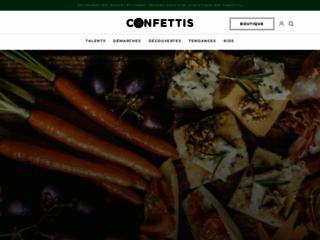 Détails : Les Confettis