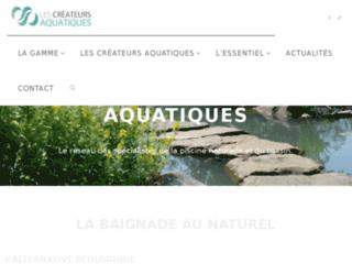 Détails : Piscine naturelle - www.lescreateursaquatiques.com