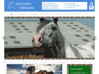 Détails : Centre équestre Valenciennes (59)