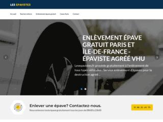 Epaviste agréé VHU EN Île-de-France et à Paris