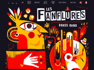 Les Fanflures Brass Band - site officiel