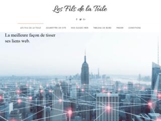 Détails : Les Fils de la Toile, le guide web qui tisse votre communication numérique sur la toile
