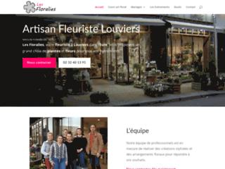 Détails : Les Floralies Louviers