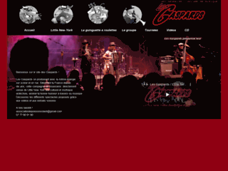 Les Gaspards - Groupe de musique