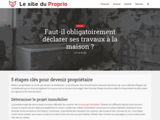 Lesiteduproprio.fr
