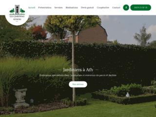 Jardinier dans à Ath dans le Hainaut