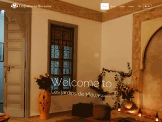 Détails : Les Jardins de Mouassine, riad à Marrakech