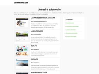Lesmarluches.com : annuaire automobile