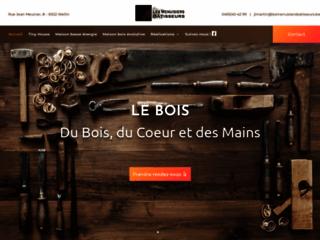 Détails : Construction maison bois