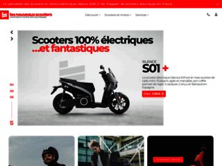 Nouveaux scooters – essai gratuit scooter ecolo