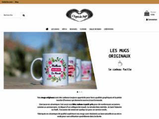 La boutique des anges et de la décoration L'Esprit des Anges.