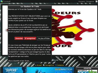 Lesquadeursdelaude.forumgratuit.org