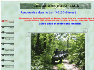 Lesquadsdusegala.free.fr