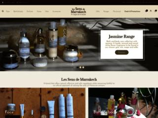 Détails : les Sens de Marrakech