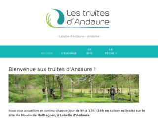Les Truites d'Andaure