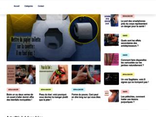 un site pour le partage des articles sur différentes thématiques!