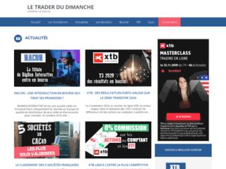Détails : Le Trader du Dimanche