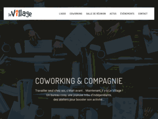 Le Vîllage - Coworking & Compagnie