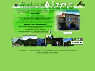 Le Volcan d'Aizac