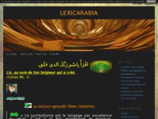 Lexicarabia