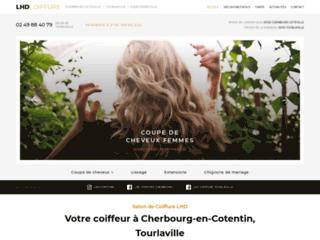 Salon de coiffure à Cherbourg