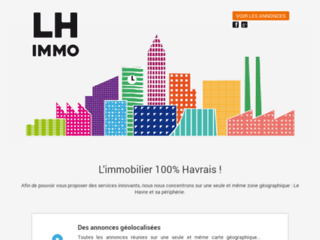 LH immo : l'agence immobilière Havraise