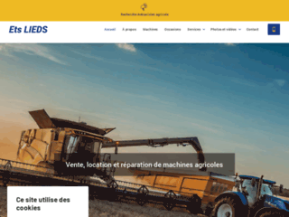 Détails : Vente machine agricole