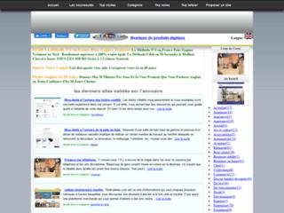Référencez tous vos sites web gratuitement sans lien retour