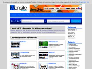 Annuaire francophone Lienslink