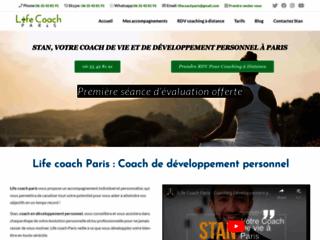 Détails : Coach de vie Paris