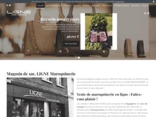 Quelle est la meilleure boutique de vente en ligne pour trouver des sacs et produits de maroquinerie de qualité et de grandes marques ?