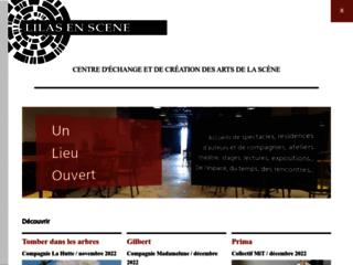 Détails : Lilas en scène, centre culturel de quartier, Les Lilas