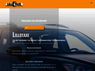 Lillotaxi - Taxi à Lille