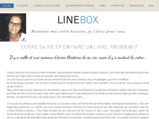 LINE BOX