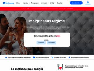 Détails : Fini les régimes avec le programme LineCoaching