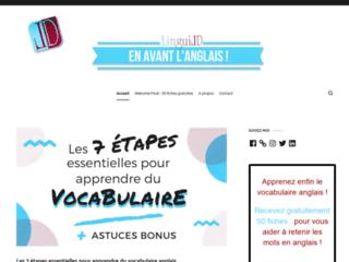 LinguiLD - En avant l'anglais !