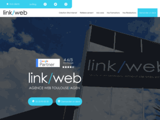 Linkweb - Agence de Communication Web à Toulouse et Agen