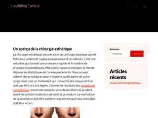 Détails : Lipofilling mammaire Tunisie