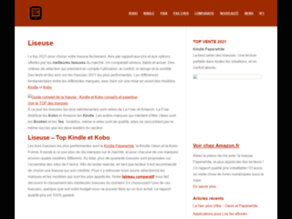 Guide d'achat de liseuses électroniques - Comparatif et liste des prix